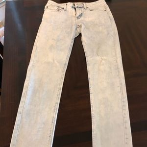 Young men's Jeans